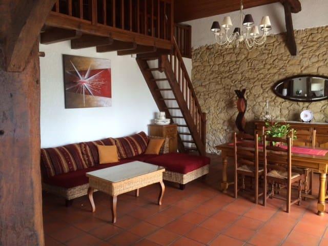 Charmante maison en chalosse - Saint-Geours-d'Auribat - Ev