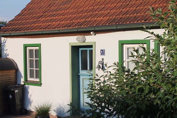 Denkmalgesch. Haus im Odenwald - Walldürn - Huis