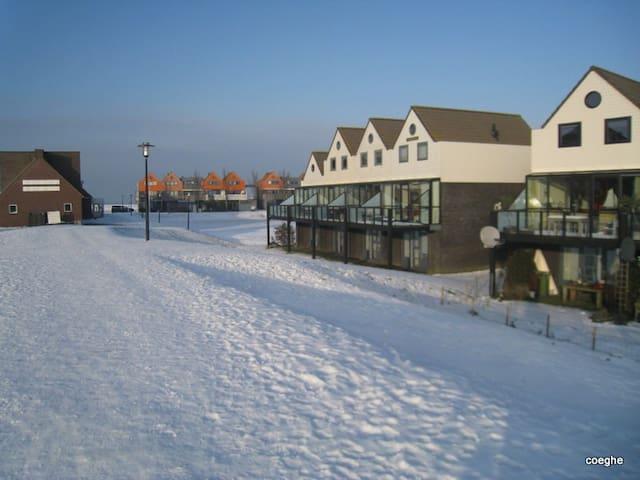 Vakantiehuis Dwinger in Stavoren Fr - Stavoren - Appartement