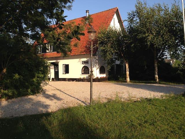 Holiday home at lakes /Amsterdam - Breukeleveen - Huvila