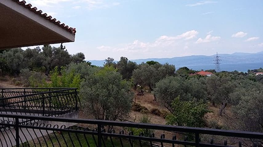 COTTAGE HOUSE ON EVIA - Amarynthos - Casa
