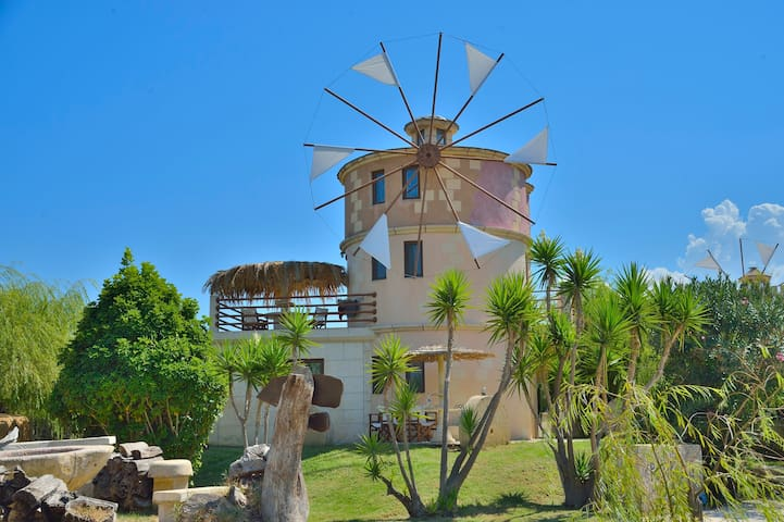 Windmühlen Maisonette (4/6) - Δραπανιας - Fyr