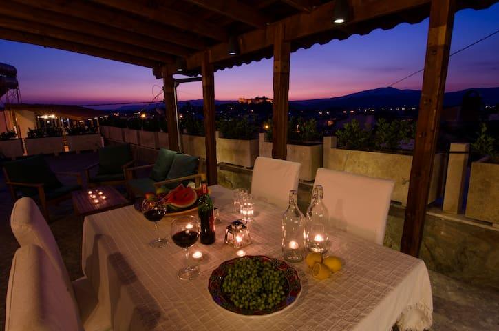 Sunset House  Sensational views - Selçuk - Hus