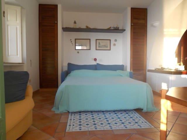 Casa panoramica castellabate centro - Castellabate - Rumah
