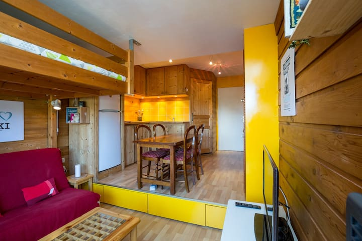 Avoriaz le Snow - Morzine - Appartement