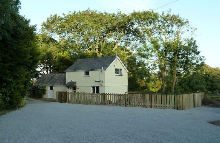 Delightful cottage & great location - Goonhavern - Huis