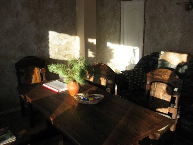 Тихий и уютный отдых с комфортом! - Логойский район - Haus