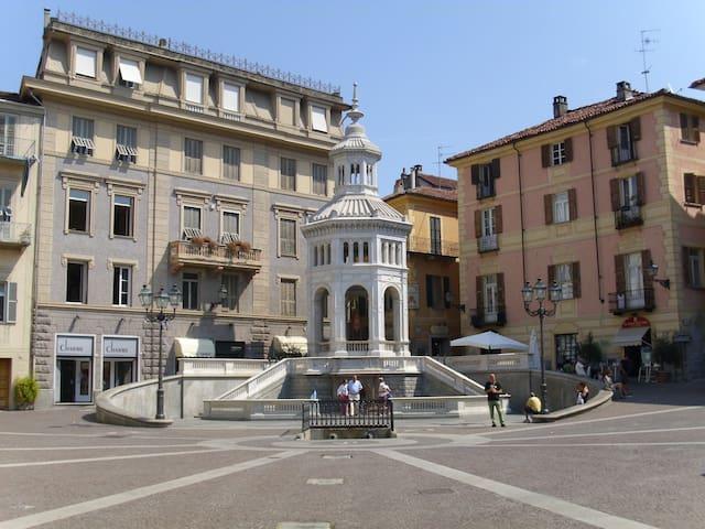 Camera con vista - Acqui Terme - Huoneisto