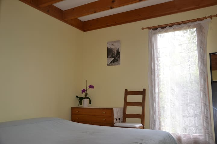 Chambre privée dans maison agréable - Crolles  - Huis