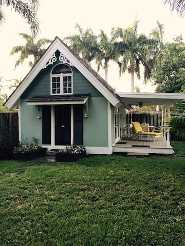Cutest Guest House in  Delray Beach - Delray Beach - Haus