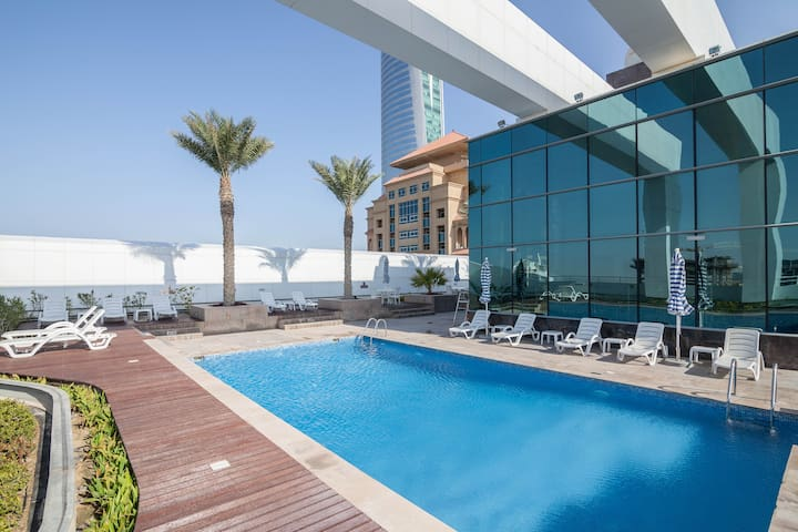 Dubai-JLT-Private Room with En Suite - Dubai - Daire