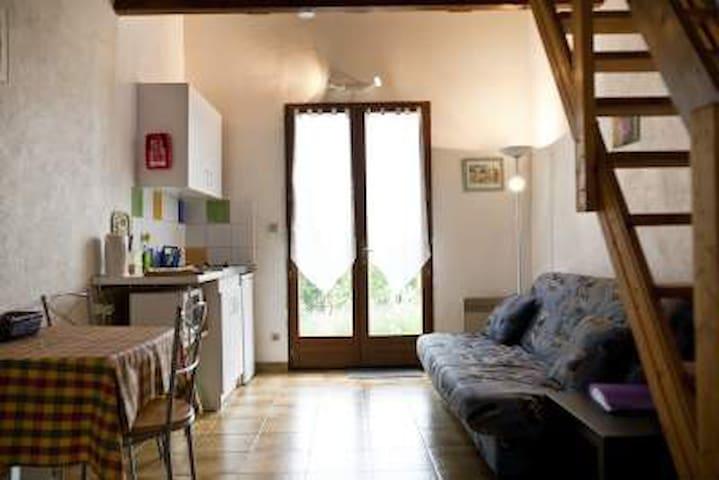 Rouge Gorge,  Gites Nieudegat, Simeyrols, Dordogne - Simeyrols - Departamento