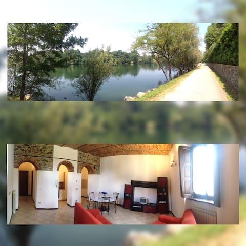 LakeCorgeno-Verglatum-LakeMaggiore. - Vergiate - Appartement