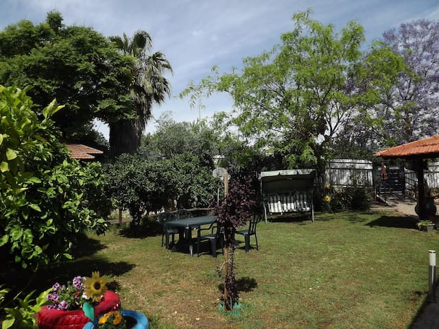 Zimmer in the Garden - Karmiel - Casa