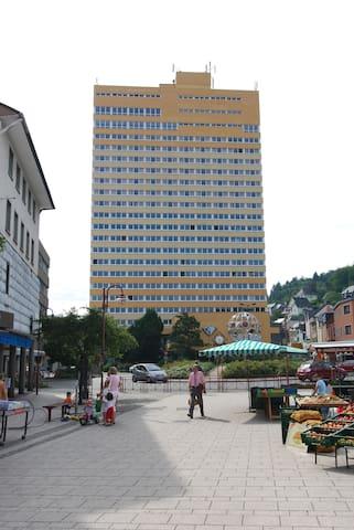 Opal Hotel, Doppelzimmer - Idar-Oberstein - Leilighet