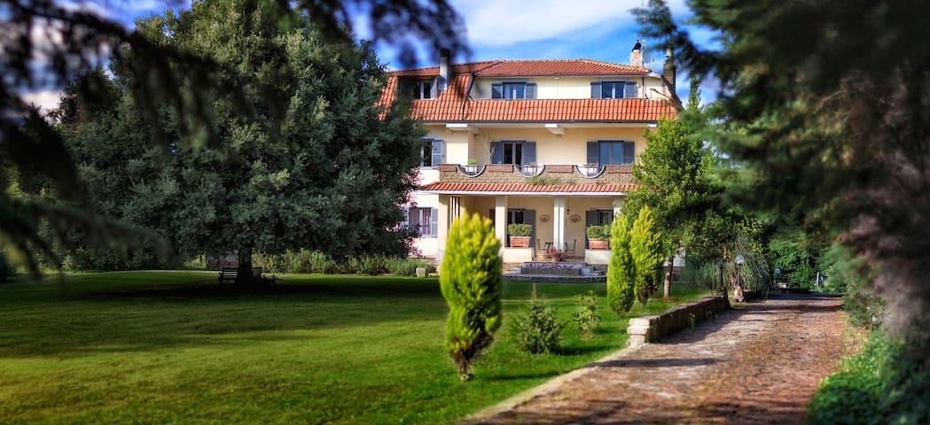 Villa d'Este -B&B- Moon Room - Vejano - Pousada
