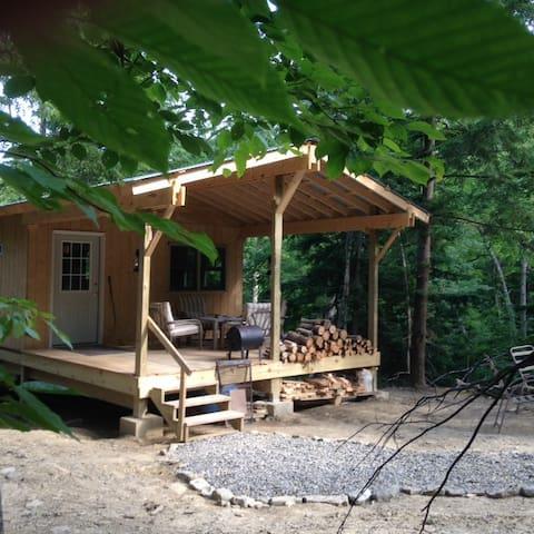 Cabin Creek Hide-Away (Letchworth) - Dalton - Cabane