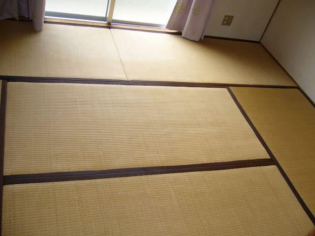 1ROOMマンションのお部屋です - Wakayama - Apartment