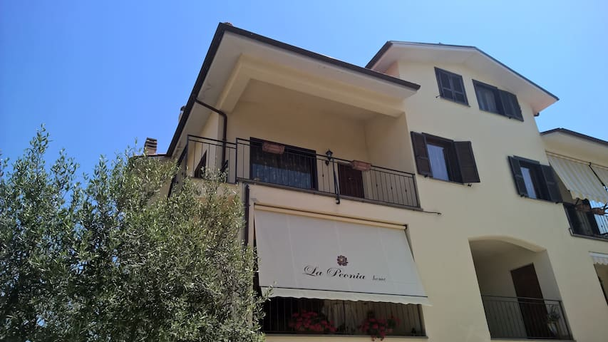Appartamento La Peonia - Pallone - Hus