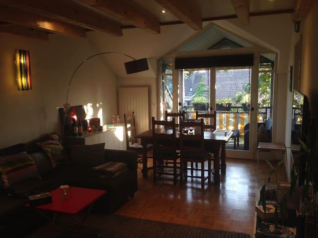 Appartement entier avec balcon - Thônex - Pis