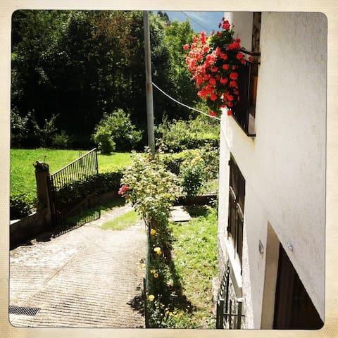 Vacance nature_Maison familiale - Alpe - Apartemen