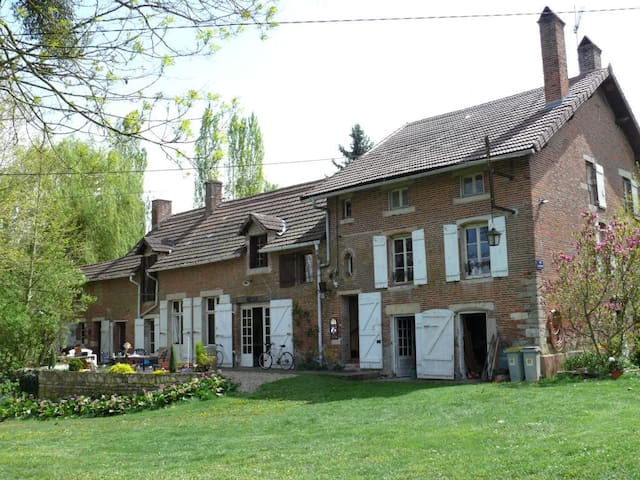 Weekend, séjour au Meix au Roy - Labergement-lès-Seurre