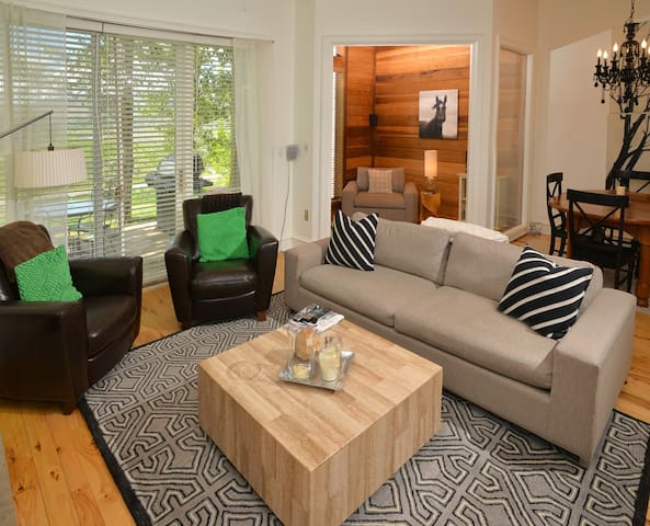 Contemporary Mountain Retreat - Edwards - Apartment