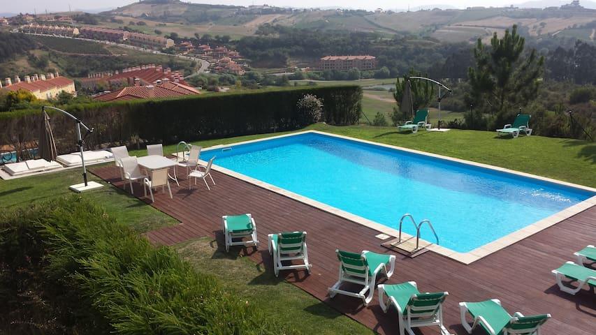 Cosy Golf Resort flat - Turcifal