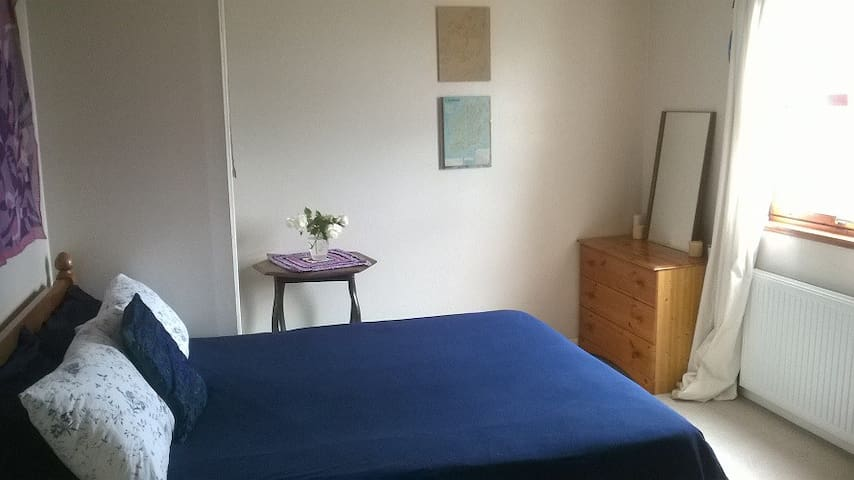 Double room in a townhouse. - Kyle of Lochalsh - Bed & Breakfast