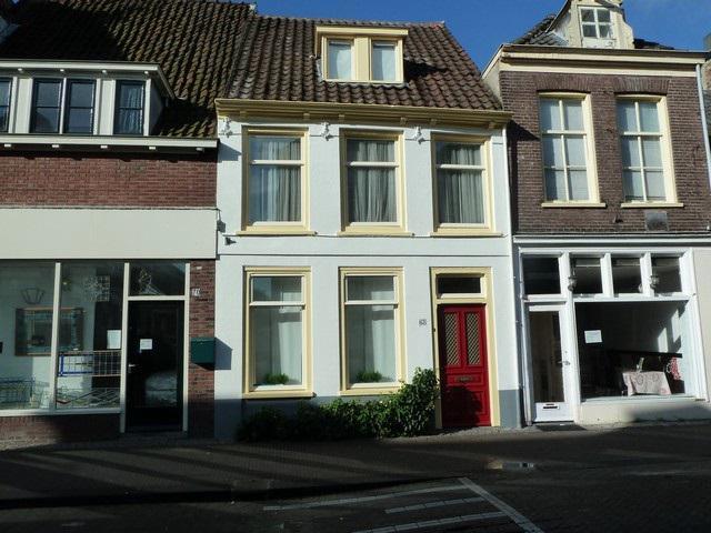 Charmante stadswoning - Zutphen