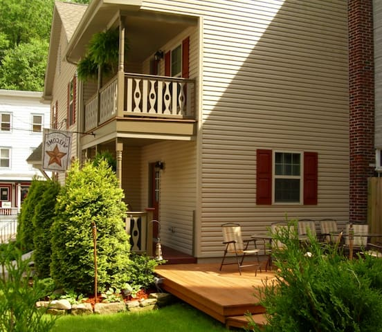 Switchback House - Charming with Private Parking! - Jim Thorpe - Maison