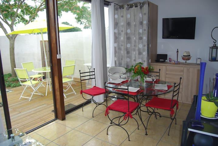 A La Belle Vie Cosy calme et proche - Saint-Sulpice-de-Faleyrens - Appartement