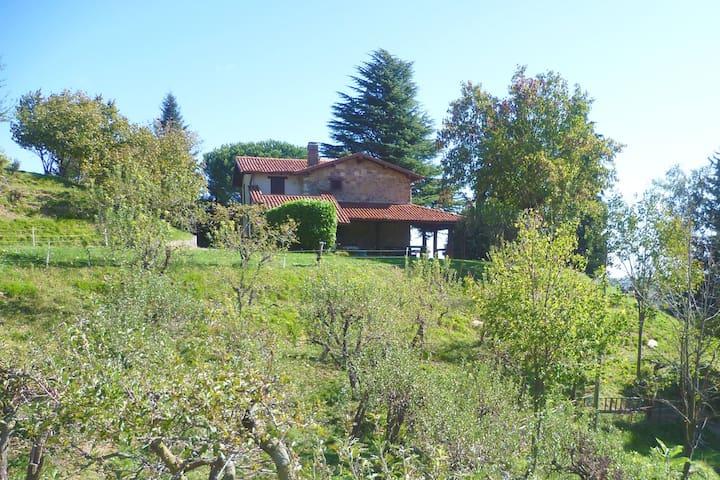 ITALIAN COUNTRY HOUSE - CASA BRUDER - Palazzago - Maison