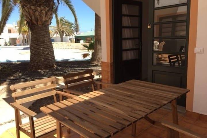 Central, 5min beach. Renewed - Castillo Caleta de Fuste - Lejlighed