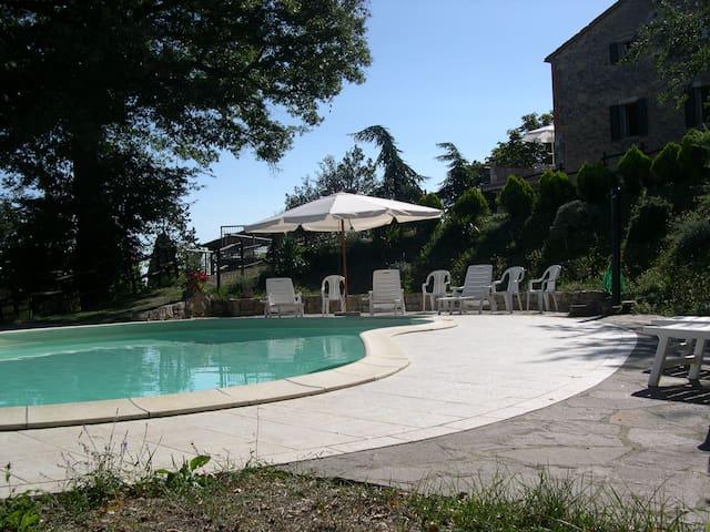 Dolce Casa Vacanze Val d'Orcia - Campiglia D'orcia - Departamento