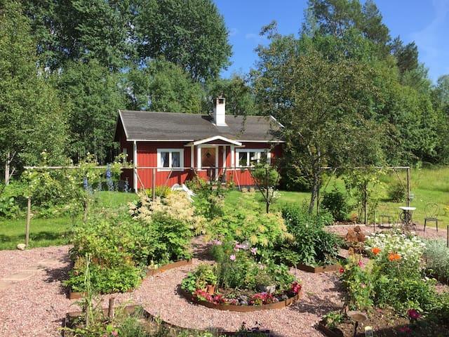 Nice guest house in Dalarna, Swden - Vikarbyn