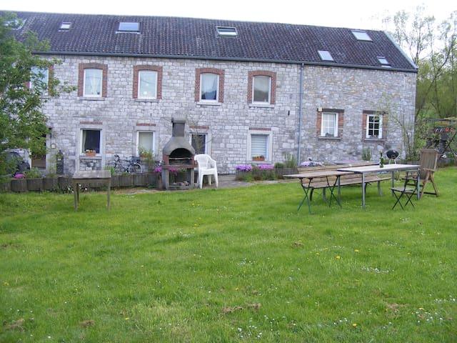 Apartment in old mill - Kelmis - Leilighet