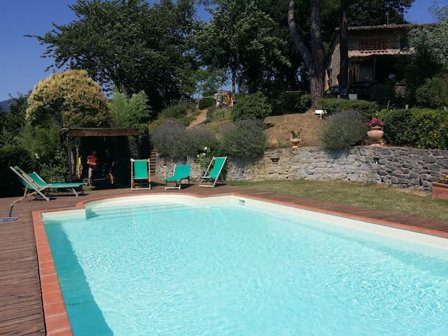 Tuscany Mugello-Florence villa&pool - Scarperia e San Piero - 一軒家
