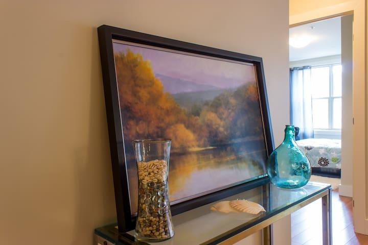 Luxury room with walk in closet - Halifax - Apartamento