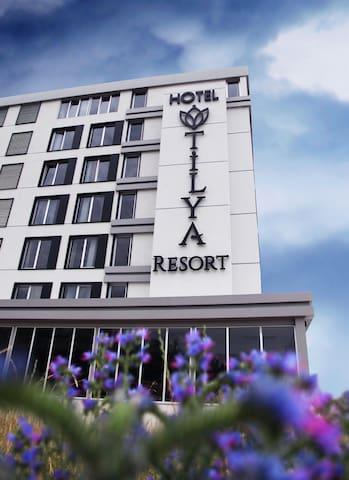 Tilya Resort Hotel - Akcaabat - 家庭式旅館