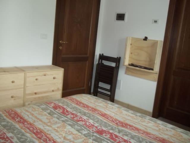 Camera matrimoniale bio-agriturismo - Villa d'Aiano (BO) - Bed & Breakfast