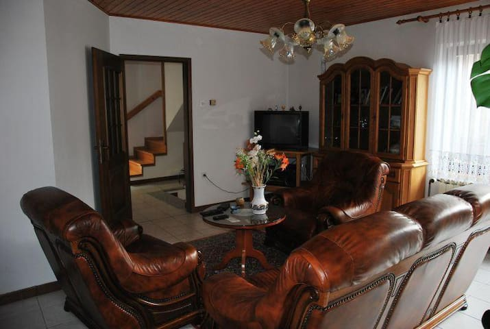 Pri Jakcu (apartment for 5 people) - Podmelec - Leilighet