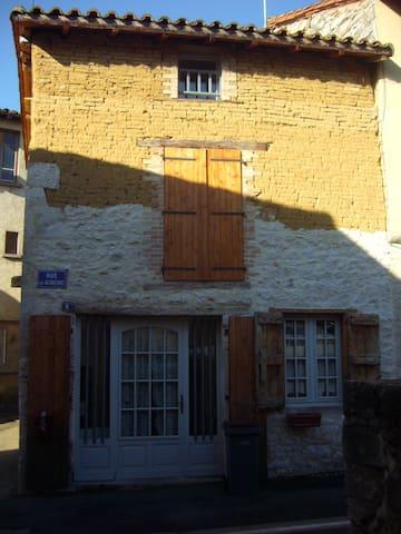 Maison de village - Montricoux - Hus