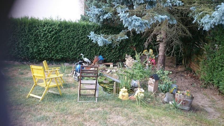 Dans maison de petit village 2 chambres - Griesbach-au-Val - Bed & Breakfast