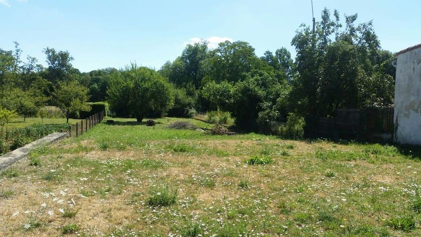 Terrain de camping privé - Civray - Otros