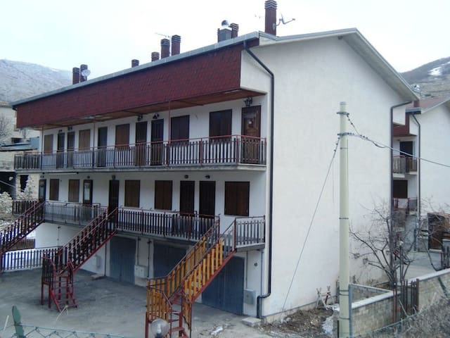 Campo Felice (Aq) App.to Indip. - Casamaina - Appartement