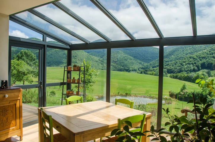 Suite familiale - Saint-Arroman - Bed & Breakfast