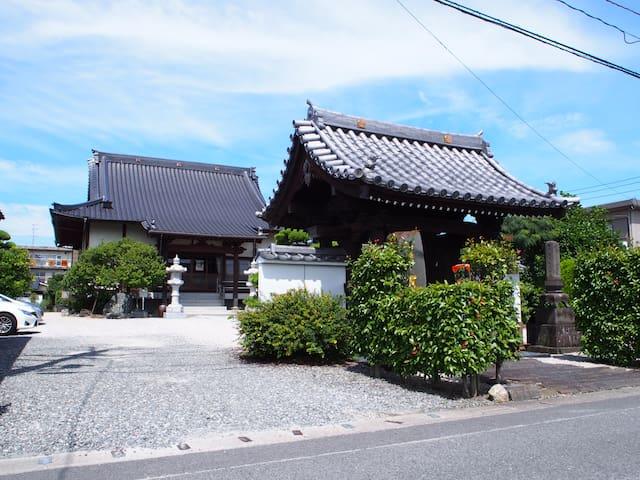 Temple of Japan - 佐賀市 - Talo