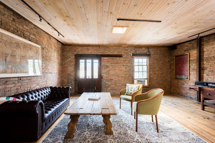 The Carriage House, Hudson, NY - Hudson - Appartement