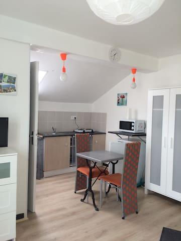 Joli studio pour visiter l'Ardèche - Le Teil - Lägenhet